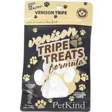 PetKind Grain-Free Venison Tripe Dog and Cat Treats