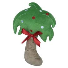 PetLou Christmas Palm Tree Dog Toy