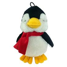 PetLou Christmas Penguin Dog Toy