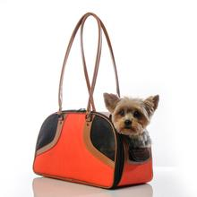 Petote Roxy Dog Carrier Handbag - Orange
