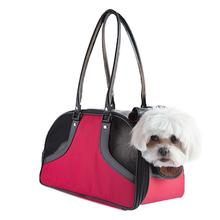 Petote Roxy Dog Carrier Handbag - Red
