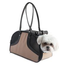 Petote Roxy Dog Carrier Handbag - Khaki