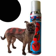 PetPaint Color Dog Hair Spray - Black