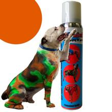 PetPaint Color Dog Hair Spray - Orange