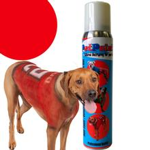 PetPaint Color Dog Hair Spray - Red