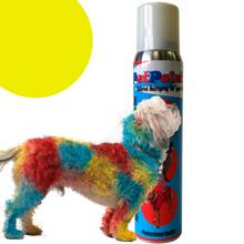 PetPaint Color Dog Hair Spray - Yellow