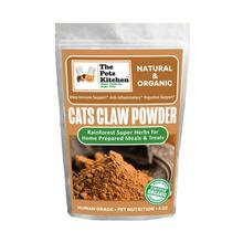 Petz Kitchen Cat's Claw Powder Dog and Cat Supplement