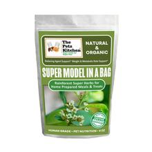 Petz Kitchen Super Model Powder Dog and Cat Supplement