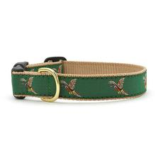 Pheasant Dog Collar by Up Country
