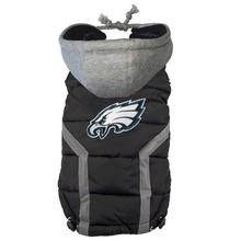 Philadelphia Eagles Dog Puffer Vest