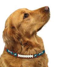 Philadelphia Eagles Leather Dog Collar