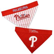 Philadelphia Phillies Reversible Dog Bandana Collar Slider