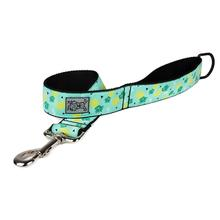 Pineapple Parade Wide City Dog Leash by RC Pet