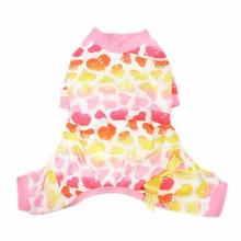 Piper Dog Pajamas - Yellow
