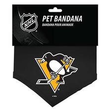 Pittsburgh Penguins Cotton Dog Bandana