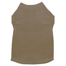 Plain Dog Shirt - Tan