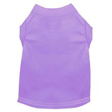 Plain Dog Shirt - Lavender