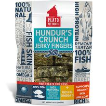 Plato Hundur's Crunch Jerky Fingers Fish Dog Treats