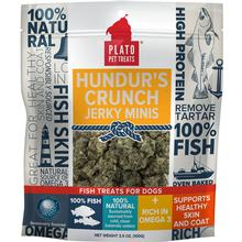 Plato Hundur's Crunch Jerky Minis Fish Dog Treats