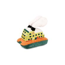P.L.A.Y. Canine Commute Dog Toy - Fetching Ferry