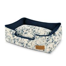 P.L.A.Y. Celestial Lounge Dog Bed - Midnight Blue