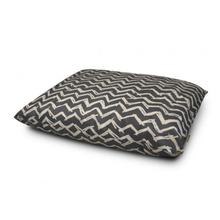 P.L.A.Y. Chevron Outdoor Dog Bed - Raven Black