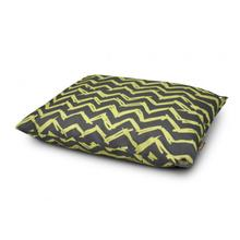 P.L.A.Y. Chevron Outdoor Dog Bed - Daffodil Yellow