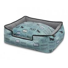 P.L.A.Y. Dog's Life Lounge Dog Bed - Powder Blue