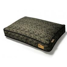 P.L.A.Y. Frolic Rectangular Dog Bed - Olive