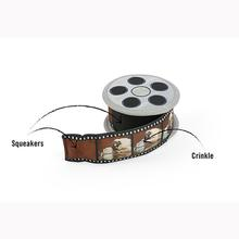 P.L.A.Y. Hollywoof Cinema Collection Dog Toy - Momo's Movie Reel