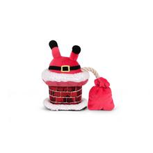 P.L.A.Y. Merry Woofmas Dog Toy - Clumsy Claus