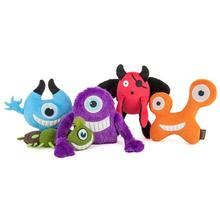 P.L.A.Y. Momo's Monster Dog Toy Collection - 5 Piece Set