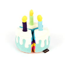 P.L.A.Y. Party Time Dog Toy - Cake