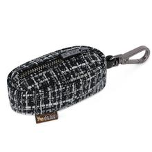 P.L.A.Y. Proper Pup Poop Bag Dispenser - Tweed Grey