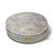 P.L.A.Y. Savannah Round Dog Bed - Gray