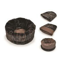P.L.A.Y. Snuggle Dog Bed - Truffle Brown