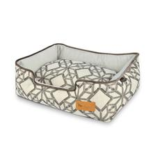 P.L.A.Y. Solstice Lounge Dog Bed - Winter Wonderland