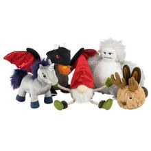 P.L.A.Y. Willow's Mythical Dog Toy Collection - 5 Piece Set