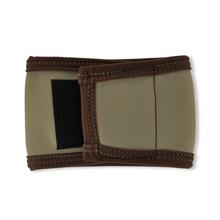 Playa Pup Dog Belly Band - Dark Brown