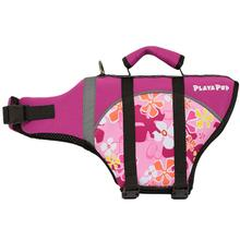 Playa Pup Dog Lifejacket - Misty Pink