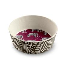 Safari Dog Bowl by Tarhong - Elephant