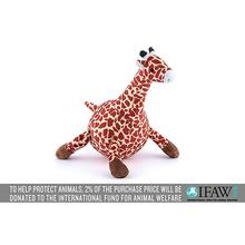 P.L.A.Y. Safari Dog Toy - Gabi the Giraffe