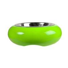 The Pod Bowl Non-slip Dog Bowl by Hing - Green