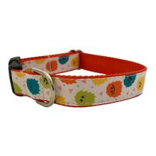 Poochie Bells Animal Kingdom Dog Collar - Monsters