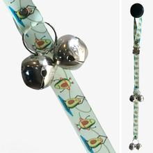 Poochie Bells Dog Doorbell Animal & Creatures Collection - Fit Avocados
