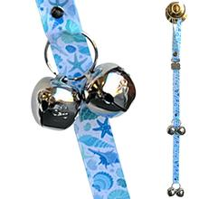 Poochie Bells Dog Doorbell Coastal Collection - Sea Shells