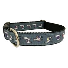 Poochie Bells Animal Kingdom Dog Collar - Llamas
