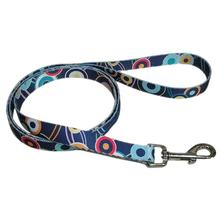 Pop Circle 5' Dog Leash - Blue