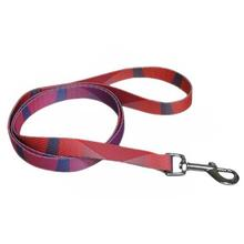 Pop Stripe Waves 5' Dog Leash - Pink