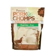 Pork Chomps Roasted Pork Chips Dog Treats